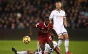 Ливърпул плати скъпо за безхаберието си срещу Суонси