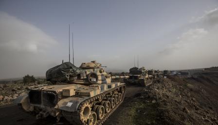 Ердоган нападна Запада, САЩ ще пазят нефта в Сирия