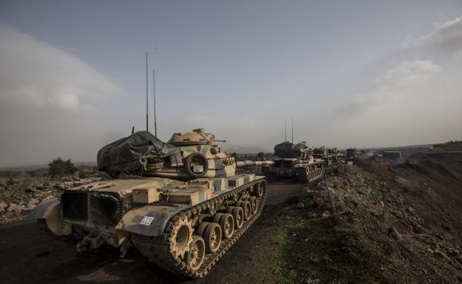 Ердоган: Започваме нова операция в Сирия