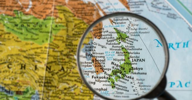 Един японски войник е бил убит от лавина, която изглежда