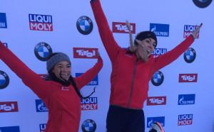 Британски олимпийки сбъднаха мечтата си за Пьонгчанг 2018