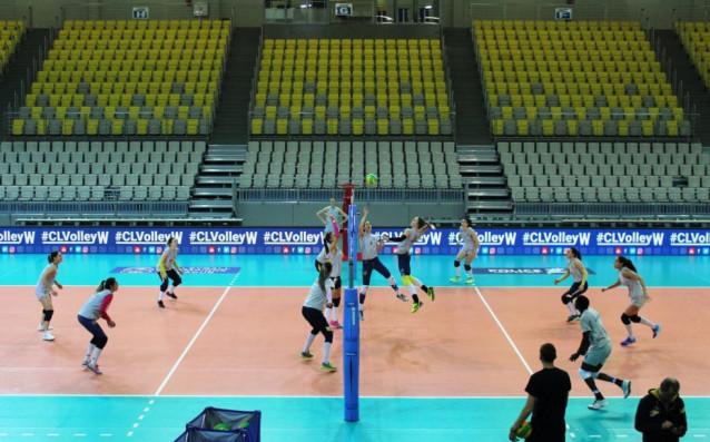 Първото гостуване на Марица Пловдив в Група С от волейболната