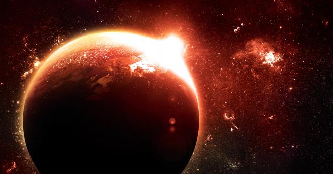 Марс направи своя ингрес в Козирог в деня на новолунието