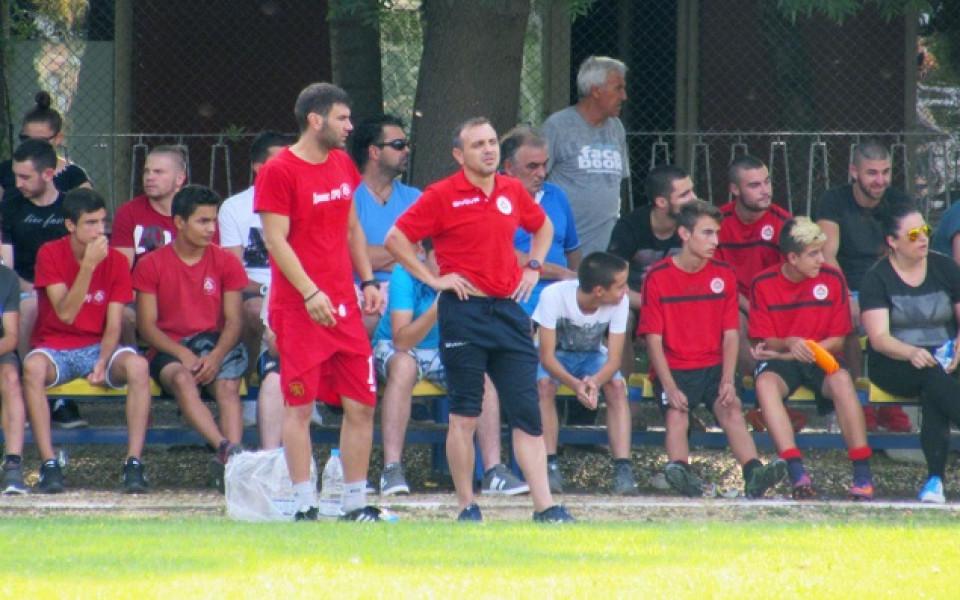 Треньорът на Локо Русе: Очаквам да продължим с доброто представяне