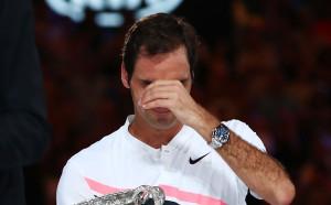 Федерер през сълзи от щастие: Мечтата продължава!
