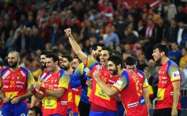 Испания ще защитава титлата си Европейското първенство по хандбал