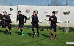 Локомотив Пловдив тръгна с нови за Славия