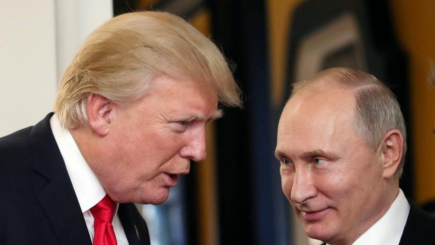 Туск отказа да поздрави Путин, скандал във Вашингтон