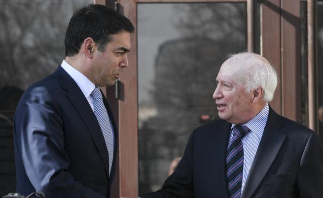 Гръцки медии: Македония става като кантон на Гърция