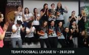 Jagoars с доминация на отборната лига по джаги