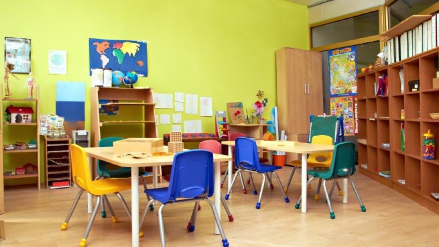 Психолог вече работи с децата, бити с пръчка