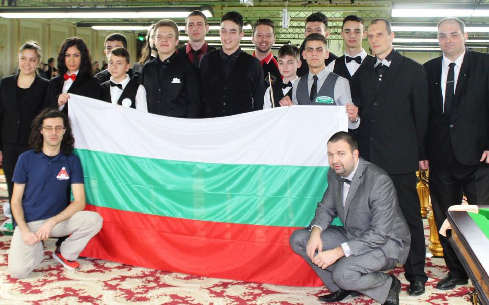Стартира Европейското първенство по снукър в България
