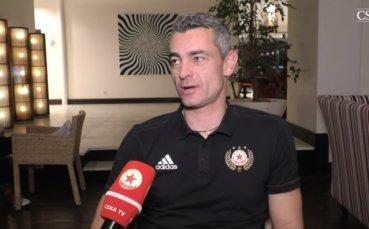 Ивайло Иванов се завръща в академията на ЦСКА