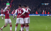 Как изпревариха Обамеянг за първия му гол с Арсенал?