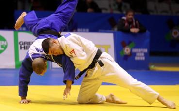 Ивайло Иванов със злато на Гран При в Хага