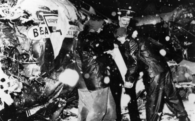 Днес се навършват 60 години от самолетната трагедия в Мюнхен.