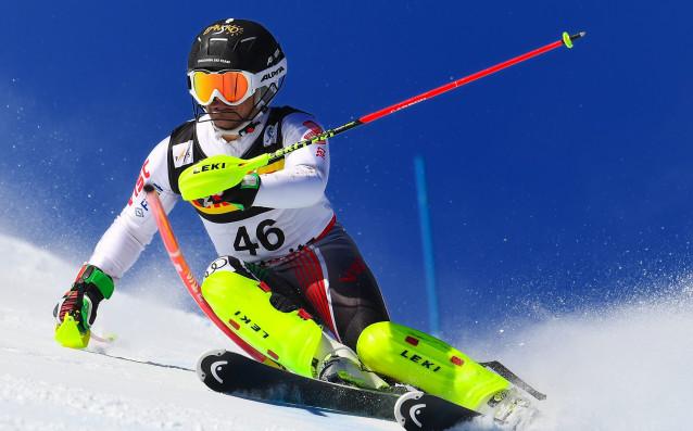 Алберт Попов<strong> източник: Българска федерация по Ски</strong>