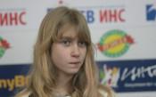 Малката Александра – голямата българска надежда във фигурното пързаляне