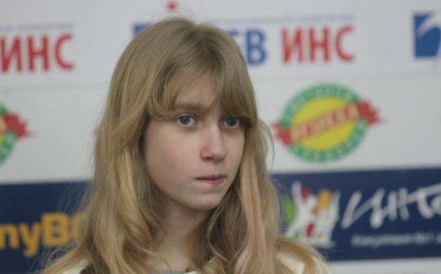 Александра Фейгин<strong> източник: БГНЕС</strong>