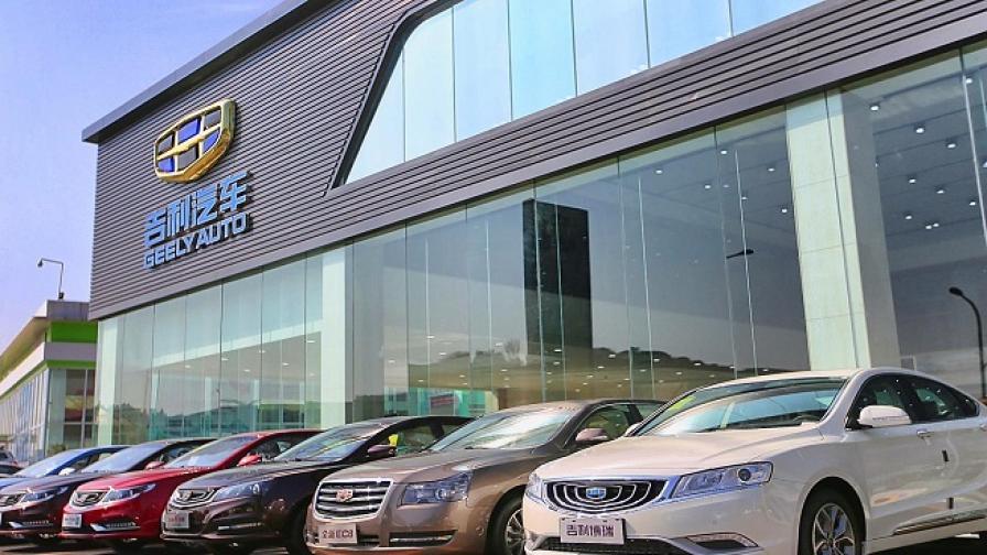 Китайци купиха дял в Daimler