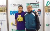 Ноел Куин с екипа на България<strong> източник: LAP.bg</strong>