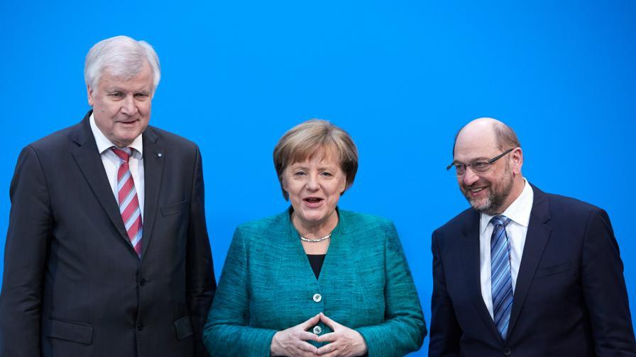 Бизнесът за Меркел: Ужасно, тъжен ден за Германия