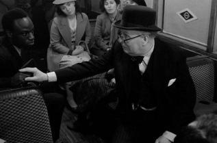 Гари Олдман като Уинстън Чърчил