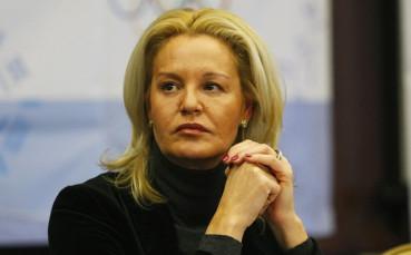 Стефка Костадинова: Отива си много добра година за бг-спорта