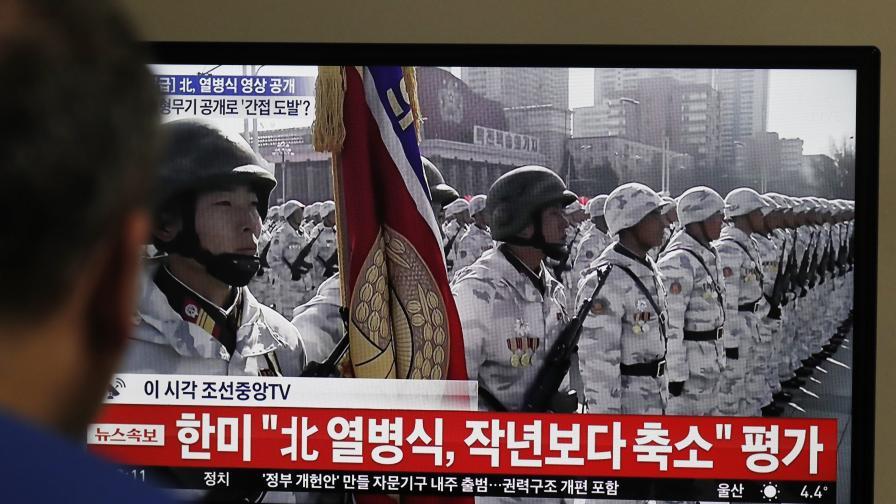 Как Ким преметна САЩ за ракетите