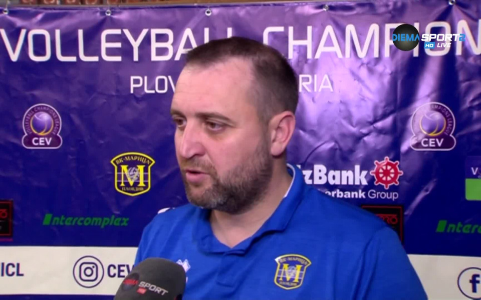 Иван Петков е новият селекционер на волейболните националки