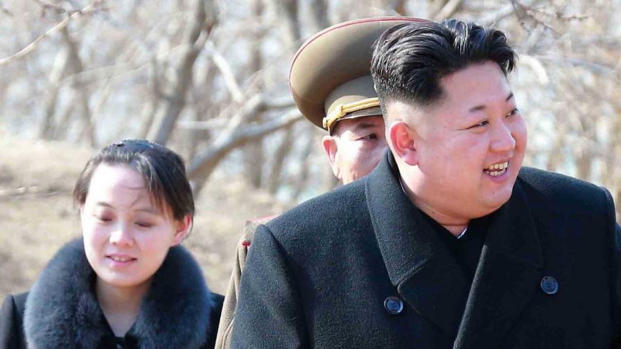 Историческо: Сестрата на Ким Чен Ун кацна в Южна Корея