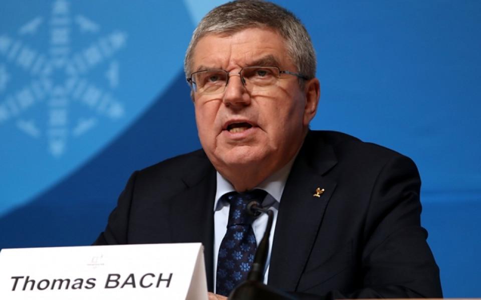 Президентът на МОК идва у нас за Световното по художествена гимнастика