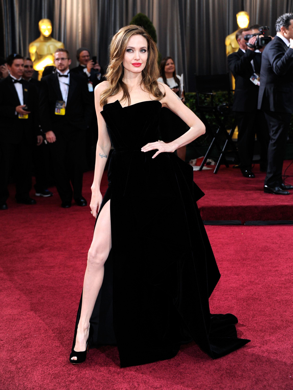 Анджелина Джоли 2012 г.