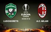 Лудогорец обяви организацията за мача с Милан