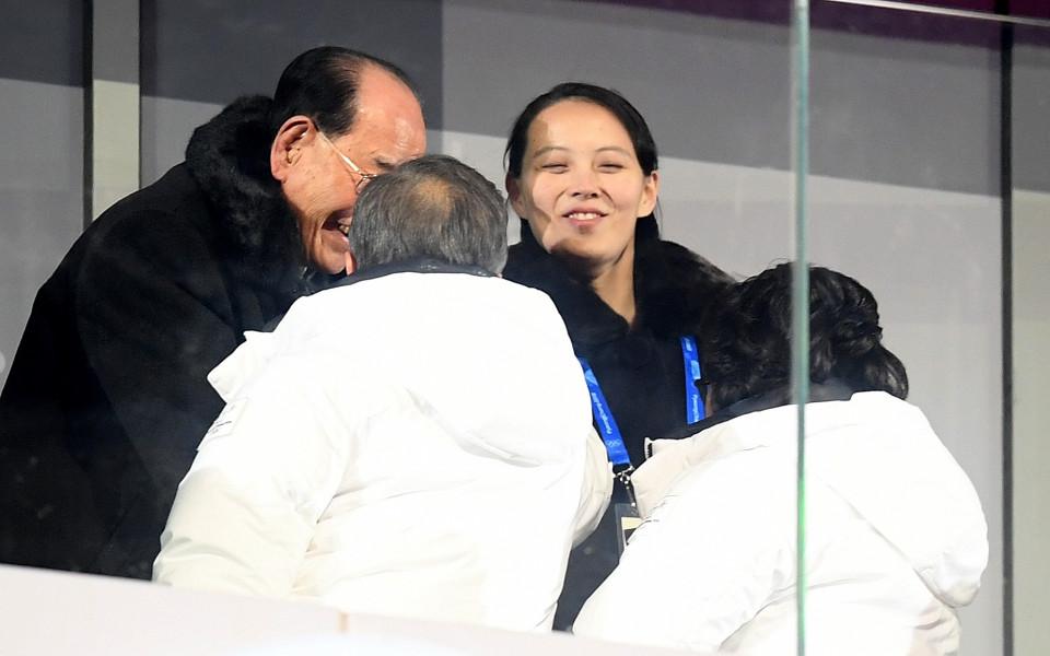 Олимпиадата затопля отношенията между двете Кореи?