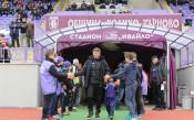 Балъков: На 90% съм наясно кои ще започнат срещу Септември