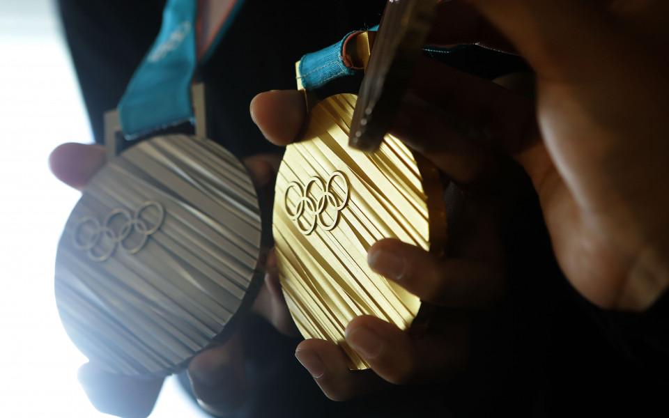 Всички медалисти от 13-ия ден в Пьонгчанг