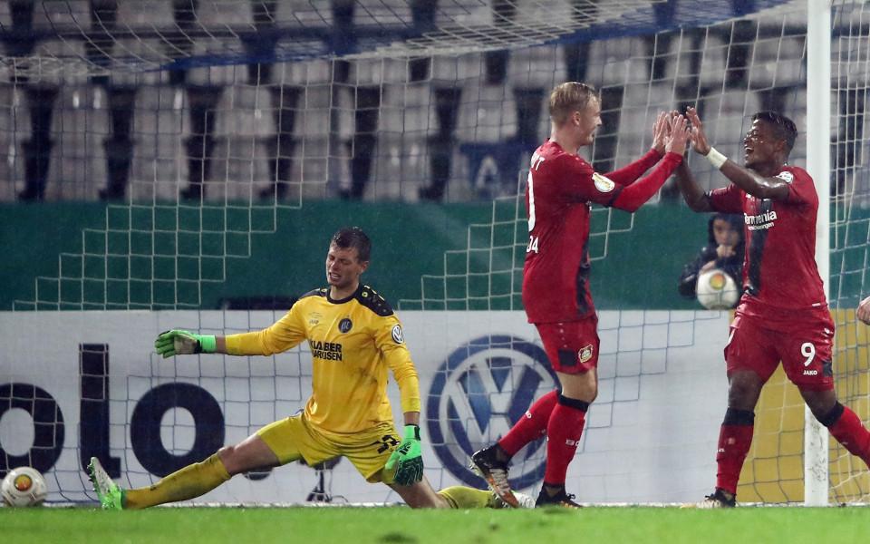 Не футболисти, а телепати: Най-яките дуети в Бундеслигата