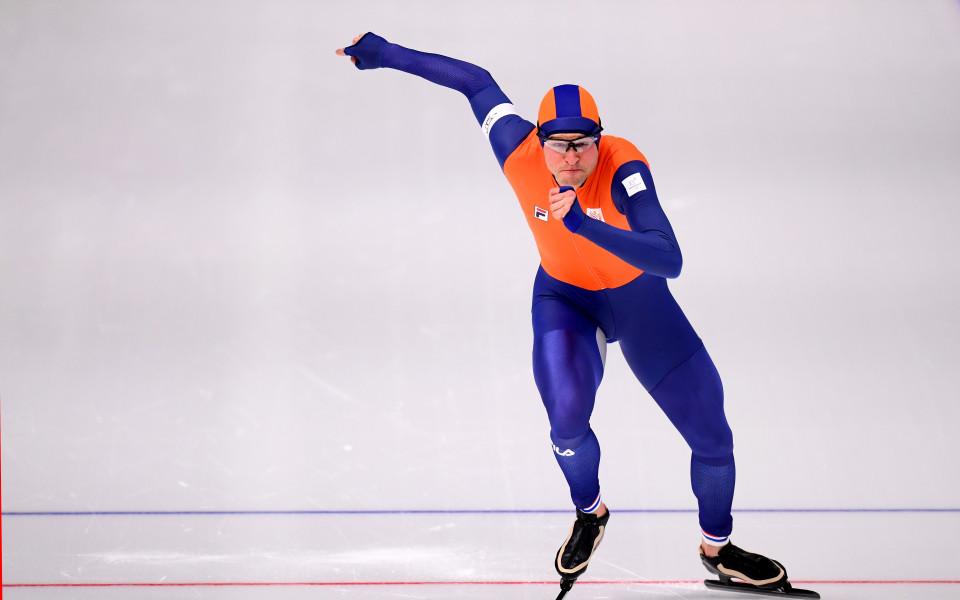 Легендата Свен Крамер с ново олимпийско злато