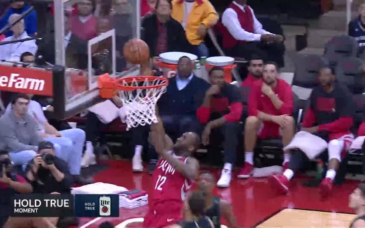 Хюстън с осем поредни в НБА