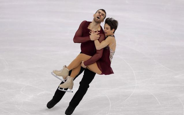 Меган Дюамел и Ерик Радфорд<strong> източник: Gulliver/Getty Images</strong>