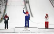 Норвежка спечели титлата в ски-скока в Пьонгчанг
