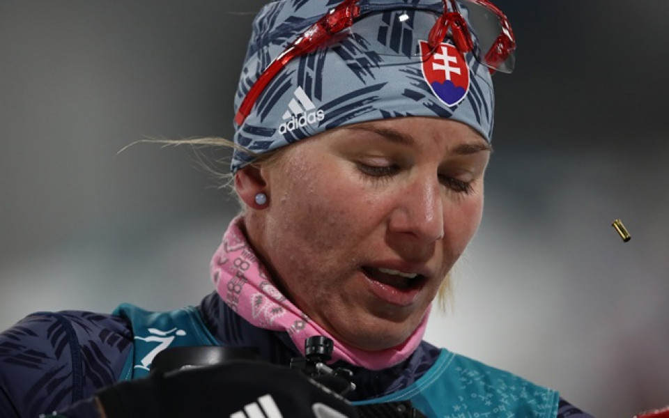 Кузмина иска още един медал от Игрите, за да го посвети на брат си