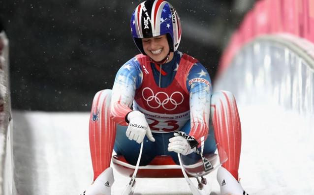 Американката Емили Суийни претърпя тежко падане по време на състезанието