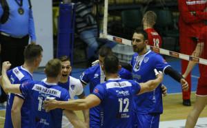 Вълнуващ обрат за Левски във вечното волейболно дерби