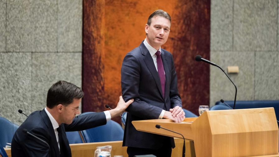 В Холандия министър подаде оставка заради лъжа за Путин
