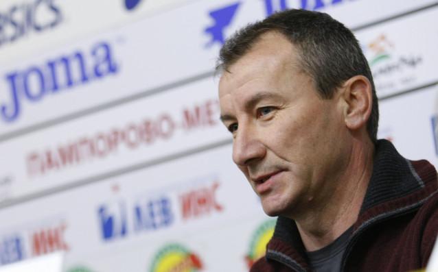 Белчев: Докато ЦСКА има шанс, ще се бори за титлата