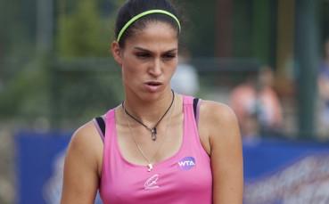 Само Шиникова оцеля на US Open, Костова и Томова са аут