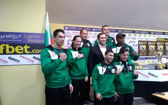 27 състезатели (14 мъже и 13 жени) ще представят България