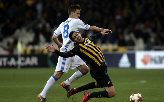 АЕК и Динамо Киев ще решават спора в реванша